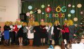 Zespół Szkół w Orzechówce w świątecznym nastroju…