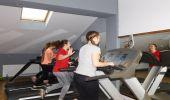 Uczniowie z Turzego Pola spędzają ferie na siłowni
