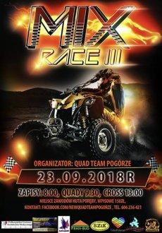 Mix race. Huta Poręby 2018