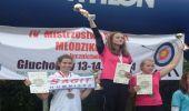 Pięć medali łuczników Sagit na Mistrzostwach Polski