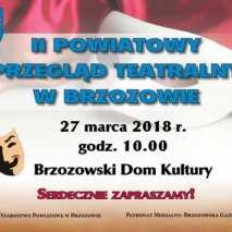 II Powiatowy Przegląd Teatralny