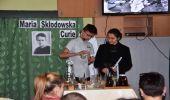 Rok Marii Skłodowskiej-Curie. Szkolne widowisko gimnazjalistów w Grabownicy Starzeńskiej