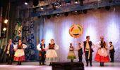 """Zespół """"KALINA"""" z Niebocka na IX Międzynarodowym Festiwalu """"My Razem"""" w Brześciu na Białorusi"""