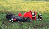 Tragiczny wypadek w Brzozowie na ul. Bohaterów II Wojny Światowej