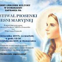 II Festiwal piosenki  pieśni maryjnej