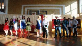 Walentynkowe wybory Miss i Mistera Gimnazjum w Grabownicy Starzeńskiej
