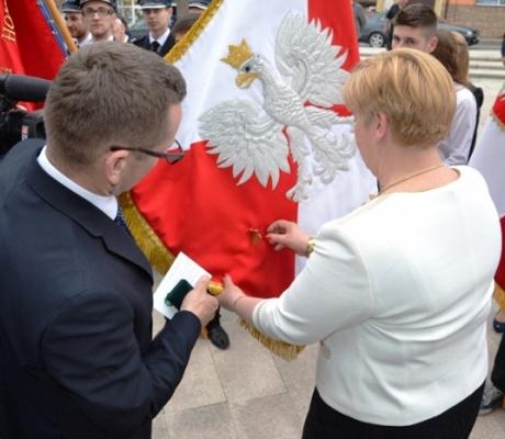 Brzozów. Regionalne obchody 120 rocznicy powstania Ruchu Ludowego na Podkarpaciu.
