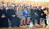Prezydentowa Karolina Kaczorowska - gościem I LO w Brzozowie. Pierwszy etap Obchodów Dni Patrona Powiatu Brzozowskiego