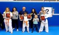 Kolejne medale brzozowskich karateków