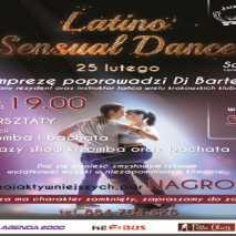 Latina tance - Sanok