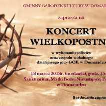 Koncert 17.03