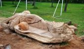 Plener malarsko-rzeźbiarski w Orzechówce
