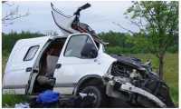 W Chmielowie, w wypadku drogowym zginął mieszkaniec powiatu brzozowskiego