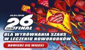 26 finał Wielkiej Orkiestry Świątecznej Pomocy w regionie!