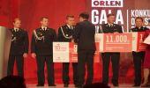 "OSP Grabówka na gali konkursu ""Orlen dla Straży Pożarnej"""