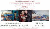 Wystawa obrazów Magdaleny Wyżykowskiej-Figura i Jerzego Figura w Świdniku na Słowacji