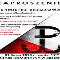 """71 rocznica akcji """"Burza"""""""