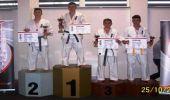 Grzegorz Bartman z Brzozowa Mistrzem Polski Juniorów w Karate Kyokushin