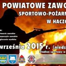 XVI Powiatowe Zawody Sportowo-Pożarnicze