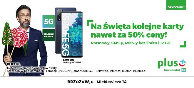 plus brzozow