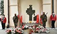 Dzień Pamięci Ofiar Zbrodni Katyńskiej - obchody w Brzozowie