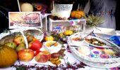 Konfitura z cukinii Pań z KGW w Nozdrzcu - nagrodzona na  XIV Jesiennej Giełdzie Ogrodniczej
