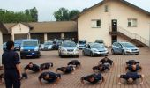 """#GaszynChallenge. W brzozowskiej Policji """"pompowano"""" dla chorej Darii"""