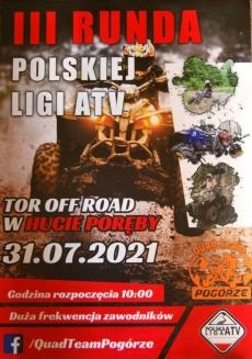 III Runda polskiej ligi ATF w Hucie Poręby
