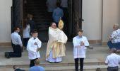 Uroczystość Ciała i Krwi Chrystusa - obchody w Brzozowie