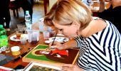 W Grabownicy Starzeńskiej trwają warsztaty pisania ikon