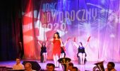 Koncert Noworoczny w Brzozowskim Domu Kultury - część I
