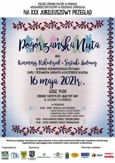 """Dynów. """"Pogórzańska Nuta 2021"""""""