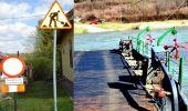 Nieczynny prom w Nozdrzcu (do 8 maja), remont drogi