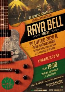 Raya Bell - w Brzozowie