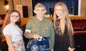 Podium dla młodych wykonawców z Brzozowskiego na IV Festiwalu Piosenki Niezłomnej…
