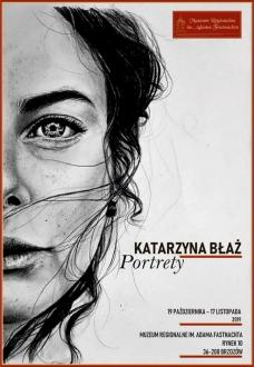 Portrety - Katarzyna Błaż