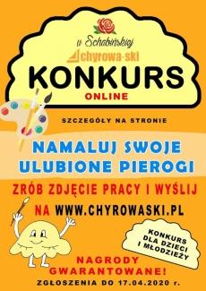 "Pierogi konkurs ""U Schabińskich"""