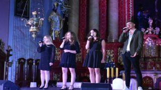 Koncert z okazji 100. rocznicy urodzin Jana Pawła II - Bazylika Mniejsza w Brzozowie