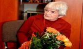 106 lat najstarszej mieszkanki Brzozowa