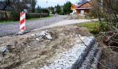 Remont drogi  powiatowej w Wydrnej