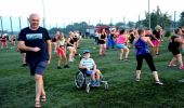 Charytatywny Maraton Zumby w Haczowie