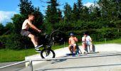 Skatepark brzozowski tętni życiem