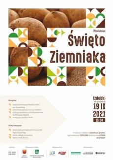 I Powiatowe Święto Ziemniaka, Izdebki 2021