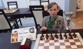 Dawid Futyma z Górek III miejsce w Międzywojewódzkich Mistrzostwach Młodzików Małopolska – Podkarpacie 2020