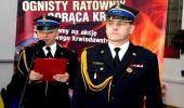 Krzysztof Folta - komendantem powiatowym PSP w Brzozowie