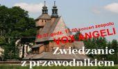 Vox Angeli - koncert w drewnianym kościółku w Haczowie