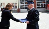 OSP w Bliznem. Promesa dla na zakup samochodu ratowniczo-gaśniczego