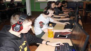 Turniej Counter-Strike Global Offensive w ZSzZ Dynów