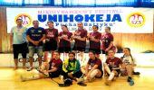 II miejsce Zespołu Szkół Zawodowych w Dynowie w rywalizacji sportowej na Podkarpaciu