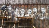 Haczowskie murale